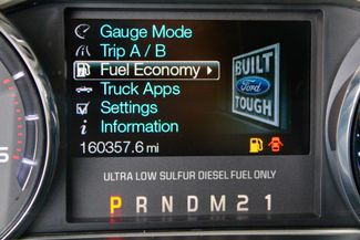 2016 Ford Super Duty F-250 Lariat Crew Cab 4x4 6.7L Powerstroke Diesel Auto Sealy, Texas 58