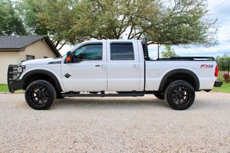 2016 Ford Super Duty F-250 Lariat Crew Cab 4x4 6.7L Powerstroke Diesel Auto Sealy, Texas 6
