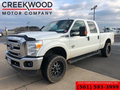 2016 Ford Super Duty F-250 XLT 4x4 Diesel White 1 Owner 20s New Tires CLEAN in Searcy, AR