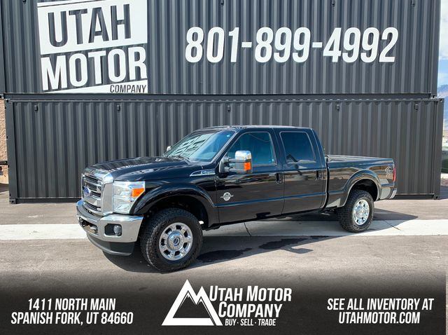 2016 Ford Super Duty F-250 Pickup Lariat