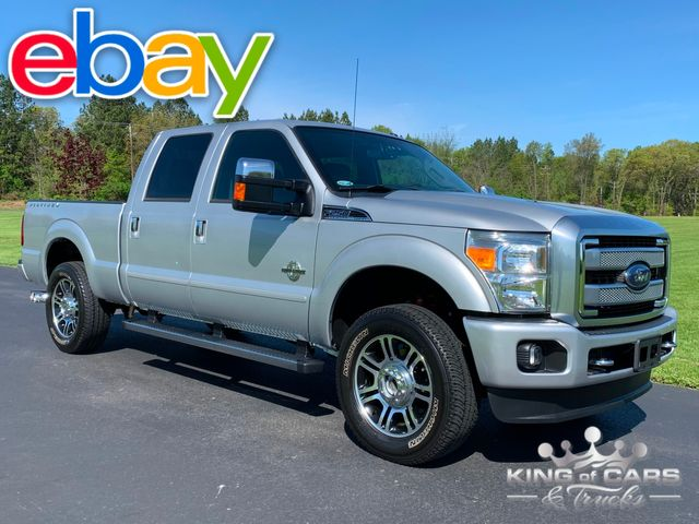 2016 Ford Super Duty F-250 Pickup Platinum in Woodbury, New Jersey 08093