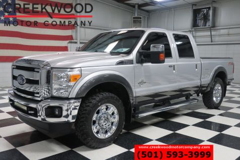 2016 Ford Super Duty F-250 Lariat 4x4 FX4 Diesel 1Owner 20s Nav Roof NewTires in Searcy, AR