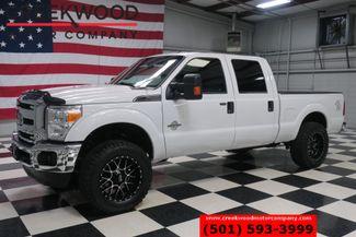2016 Ford Super Duty F-250 XLT 4x4 Diesel White 1 Owner 20s New Tires CLEAN in Searcy, AR 72143
