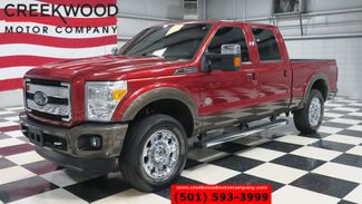 2016 Ford Super Duty F-250 King Ranch 4x4 Diesel Nav Sunroof Chrome 20s NICE in Searcy, AR 72143
