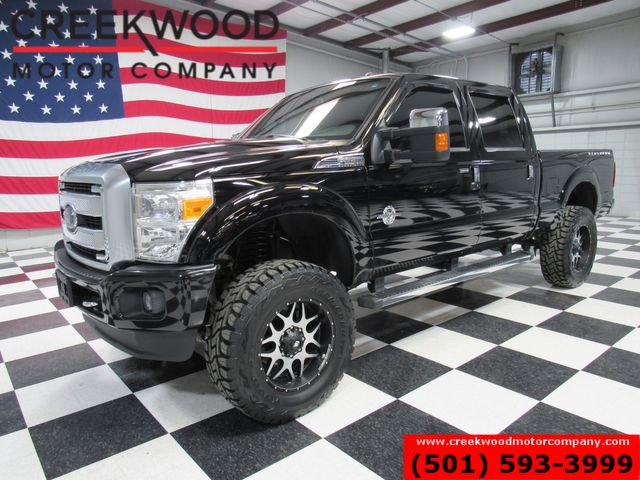 2016 Ford Super Duty F-250 Platinum 4x4 Power Stroke Diesel Lifted New Tires in Searcy, AR 72143
