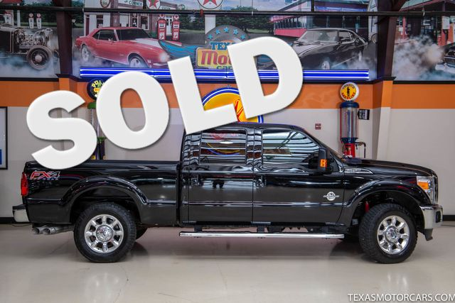2016 Ford Super Duty F-250 SRW Pickup Lariat 4x4