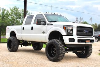 2016 Ford Super Duty F-250 XL Crew Cab FX4 4X4 6.7L Powerstroke Diesel Auto LIFTED Sealy, Texas 1
