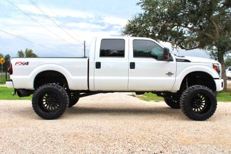 2016 Ford Super Duty F-250 XL Crew Cab FX4 4X4 6.7L Powerstroke Diesel Auto LIFTED Sealy, Texas 12