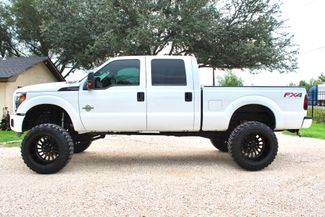 2016 Ford Super Duty F-250 XL Crew Cab FX4 4X4 6.7L Powerstroke Diesel Auto LIFTED Sealy, Texas 6