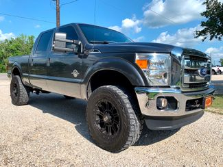 2016 Ford Super Duty F-250 XLT Crew Cab 4X4 FX4 6.7L Powerstroke Diesel Auto Lifted in Sealy, Texas 77474