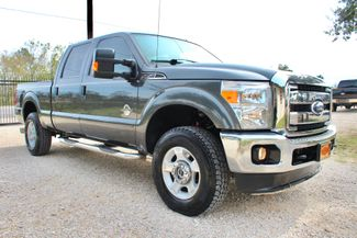2016 Ford Super Duty F-250 XLT Crew Cab 4x4 6.7L Powerstroke Diesel Auto in Sealy, Texas 77474