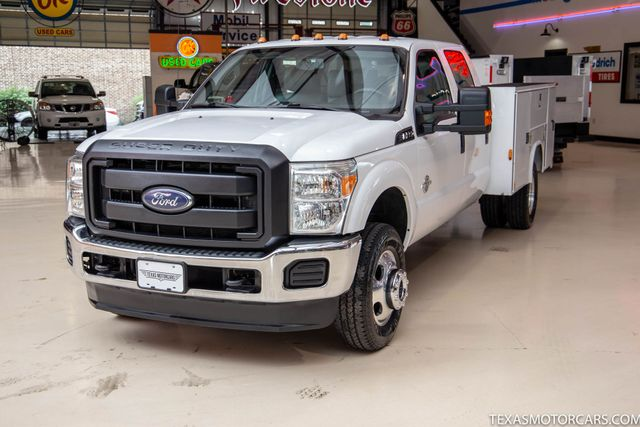 2016 Ford Super Duty F-350 DRW Chassis Cab XL 4x4 in Addison, Texas 75001