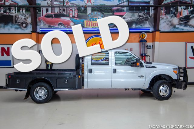 2016 Ford Super Duty F-350 DRW Chassis Cab XL 4x4