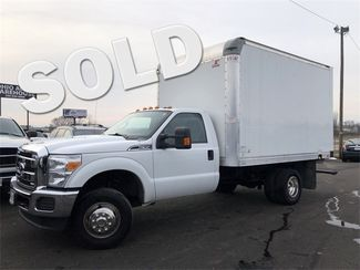 2016 Ford F-350SD XLT 4x4 V8 Box Truck 1-Owner Clean Carfax We Fi... | Canton, Ohio | Ohio Auto Warehouse LLC in Canton Ohio
