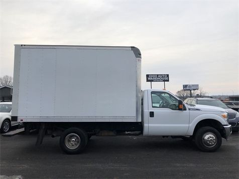 2016 Ford F-350SD XLT 4x4 V8 Box Truck 1-Owner Clean Carfax We Fi... | Canton, Ohio | Ohio Auto Warehouse LLC in Canton, Ohio