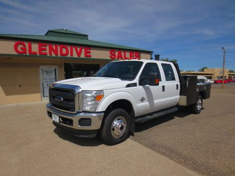 2016 Ford Super Duty F-350 DRW Chassis Cab XL in Glendive, MT