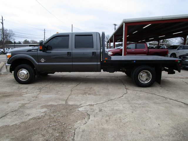 2016 Ford Super Duty F-350 DRW Chassis Cab XL Crew Cab 4x4 Houston, Mississippi 2