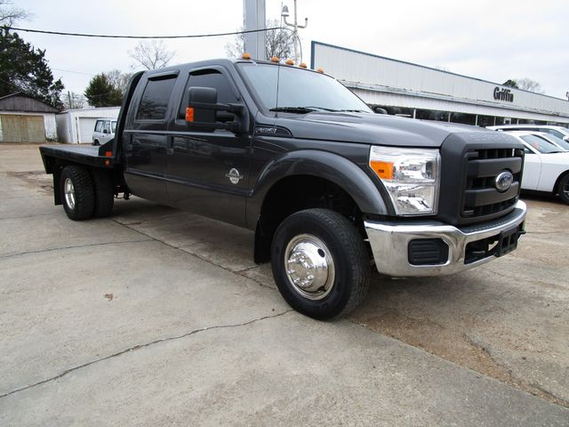 2016 Ford Super Duty F-350 DRW Chassis Cab XL Crew Cab 4x4 Houston, Mississippi 1