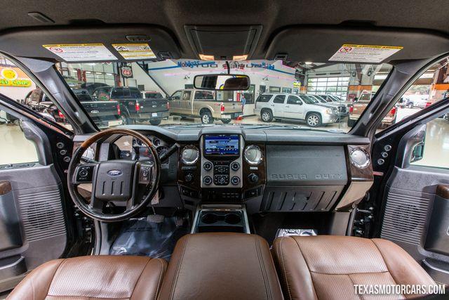2016 Ford Super Duty F-350 DRW Pickup Platinum 4X4 in Addison, Texas 75001