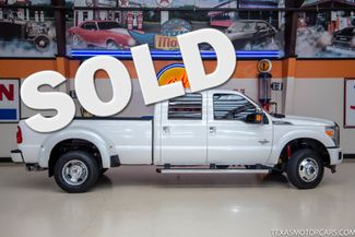2016 Ford Super Duty F-350 DRW Pickup Platinum 4x4 in Addison, Texas 75001