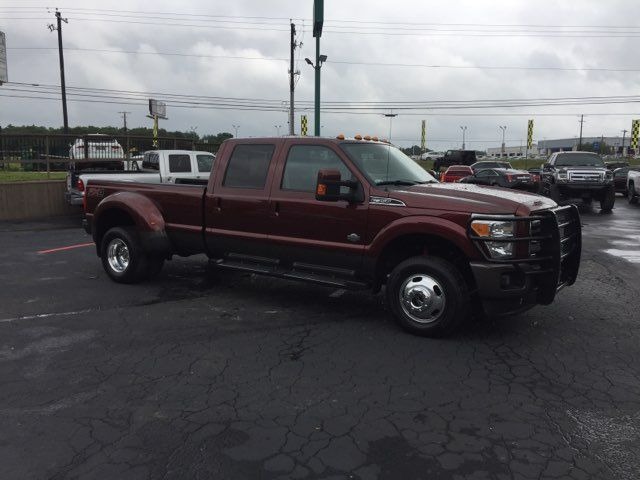 2016 Ford Super Duty F-350 DRW Pickup Lariat King Ranch 4x4 in San Antonio, Texas 78006