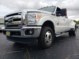 2016 Ford Super Duty F-350 DRW Pickup Lariat | Champaign, Illinois | The Auto Mall of Champaign in Champaign Illinois