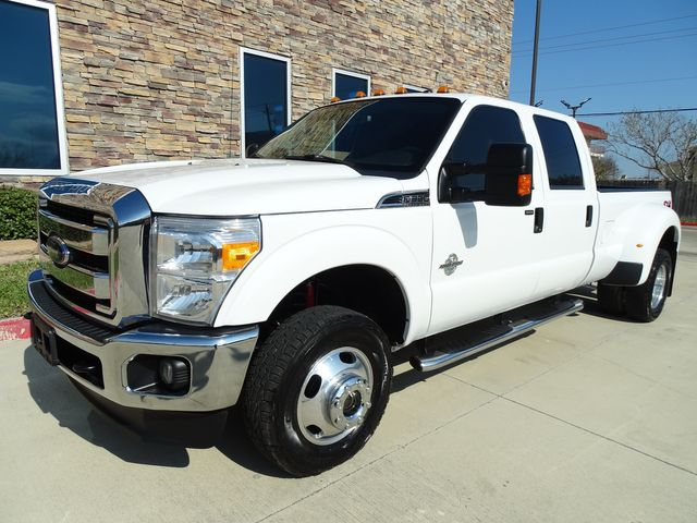 2016 Ford Super Duty F-350 DRW Pickup XLT 4x4