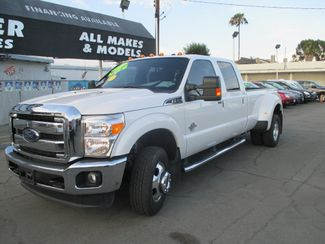 2016 Ford Super Duty F-350 DRW Pickup Lariat Crew Cab in Costa Mesa California, 92627