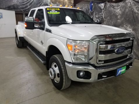 2016 Ford Super Duty F-350 DRW Pickup Lariat  Ultimate 6.7L 4x4  in Dickinson, ND