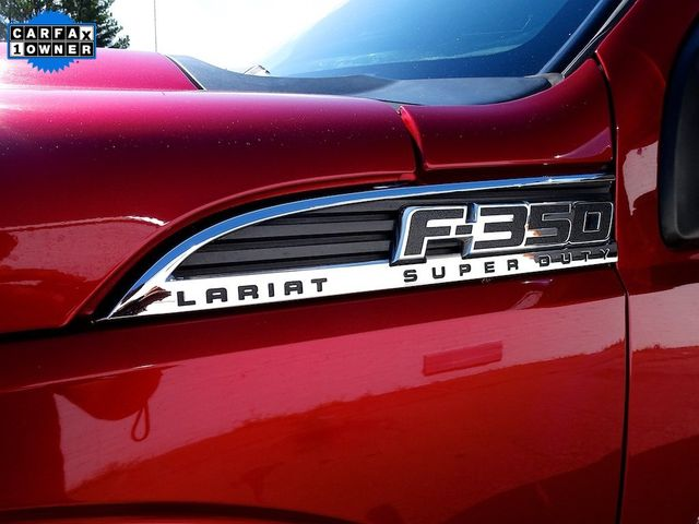 2016 Ford Super Duty F-350 DRW Pickup Platinum Madison, NC 12