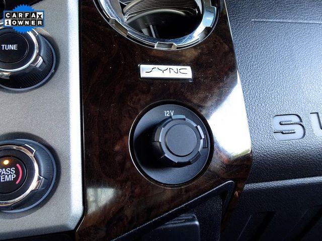 2016 Ford Super Duty F-350 DRW Pickup Platinum Madison, NC 31