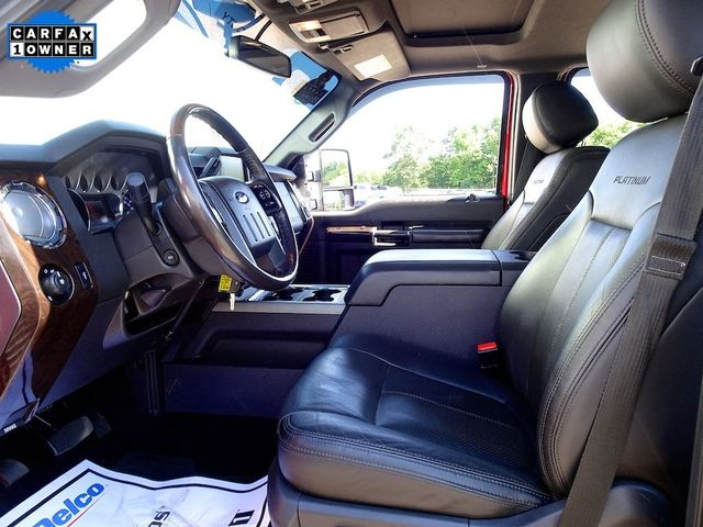 2016 Ford Super Duty F-350 DRW Pickup Platinum Madison, NC 35