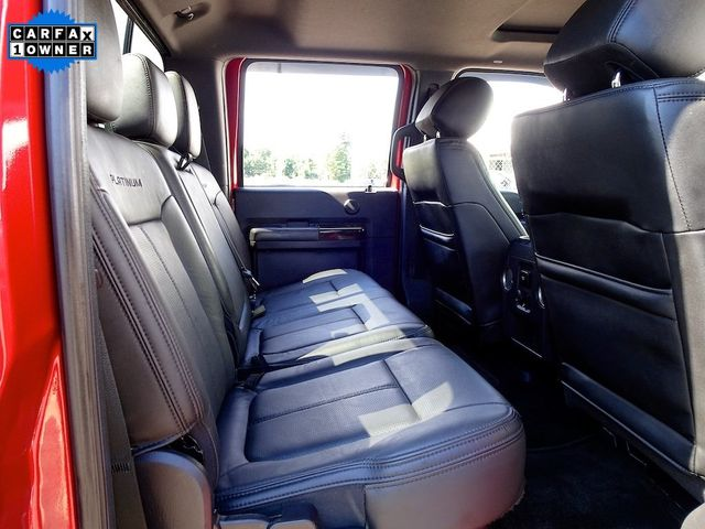 2016 Ford Super Duty F-350 DRW Pickup Platinum Madison, NC 42