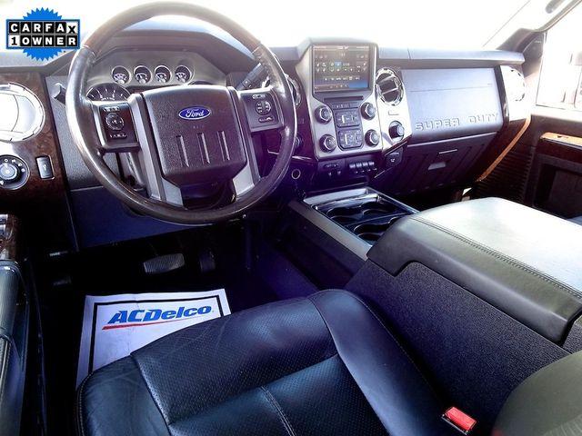 2016 Ford Super Duty F-350 DRW Pickup Platinum Madison, NC 45