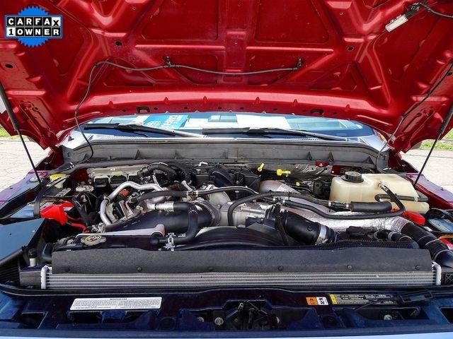 2016 Ford Super Duty F-350 DRW Pickup Platinum Madison, NC 53