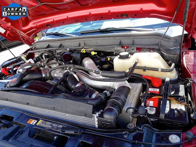 2016 Ford Super Duty F-350 DRW Pickup Platinum Madison, NC 55
