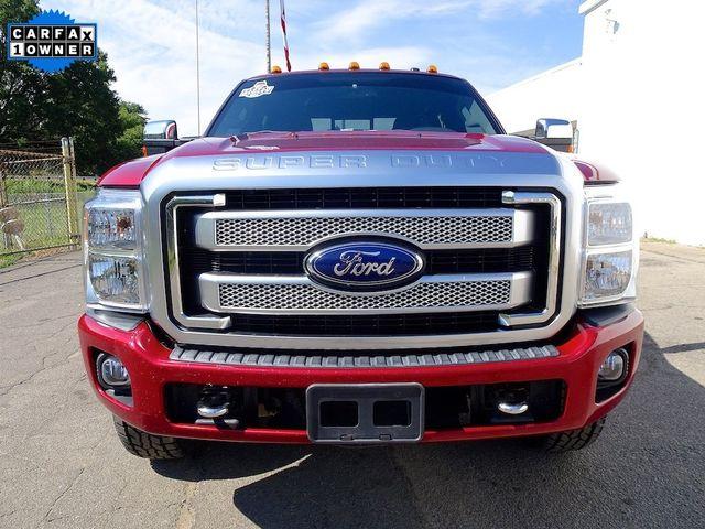 2016 Ford Super Duty F-350 DRW Pickup Platinum Madison, NC 7