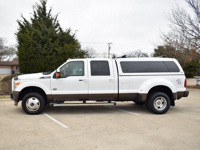 2016 Ford Super Duty F-350 DRW Pickup King Ranch