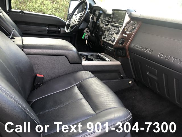 2016 Ford Super Duty F-350 DRW Pickup Lariat in Memphis, TN 38115