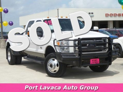 2016 Ford Super Duty F-350 DRW King Ranch in