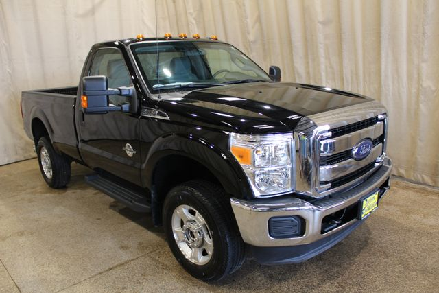 2016 Ford Super Duty F-350 Long Bed Diesel 4x4 XLT