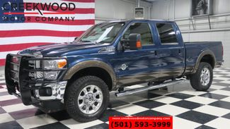 2016 Ford Super Duty F-350 F-250 Lariat 4x4 Diesel Leather Nav Chrome 1 Owner in Searcy, AR 72143
