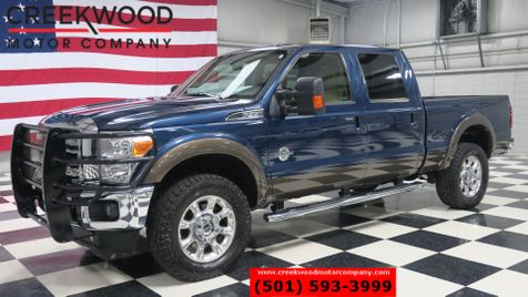 2016 Ford Super Duty F-350 F-250 Lariat 4x4 Diesel Leather Nav Chrome 1 Owner in Searcy, AR