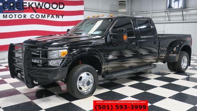 2016 Ford Super Duty F-350 King Ranch 4x4 Diesel Dually Nav Roof Chrome NICE in Searcy, AR 72143