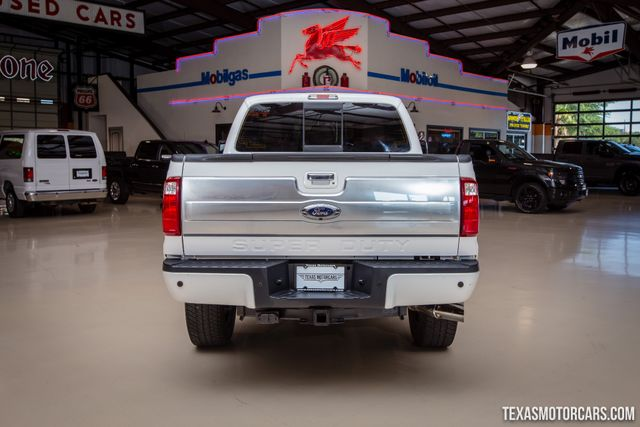 2016 Ford Super Duty F-350 SRW Pickup Platinum 4X4 in Addison Texas, 75001
