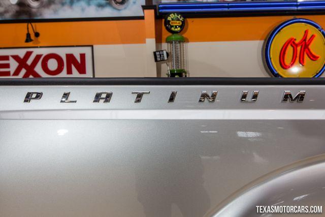 2016 Ford Super Duty F-350 SRW Pickup Platinum 4X4 in Addison, Texas 75001