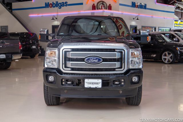 2016 Ford Super Duty F-350 SRW Pickup Platinum 4x4 in Addison, Texas 75001
