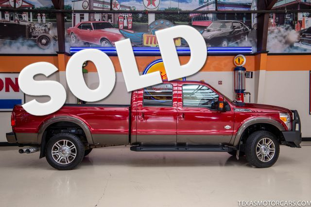 2016 Ford Super Duty F-350 SRW Pickup King Ranch 4x4 in Addison, Texas 75001