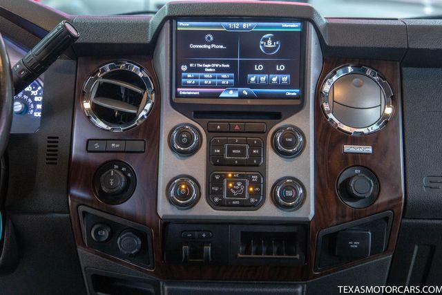 2016 Ford Super Duty F-350 SRW Pickup Lariat SRW 4x4 in Addison, Texas 75001