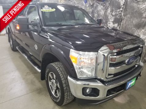 2016 Ford Super Duty F-350 SRW Pickup Lariat 6.7L  Ultimate   4x4 in Dickinson, ND